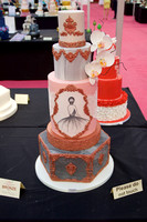 Cake International Amazing Wedding Cakes Entries at Alexandra Palace 2021