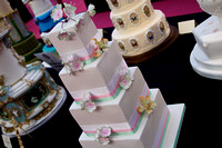 Cake International Amazing Wedding Cakes Entries at Alexandra Palace 2058