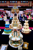 Cake International Amazing Wedding Cakes Entries at Alexandra Palace 2075