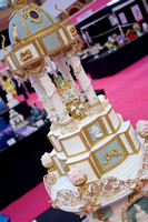 Cake International Amazing Wedding Cakes Entries at Alexandra Palace 2089