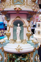 Cake International Amazing Wedding Cakes Entries at Alexandra Palace 2130