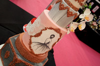 Cake International Amazing Wedding Cakes Entries at Alexandra Palace 2246
