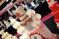 Cake International Amazing Wedding Cakes Entries at Alexandra Palace 2258
