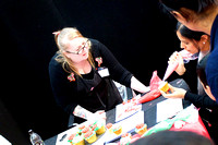 Cake International Exhibitor Stands