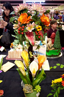 Cake International Floral Entries