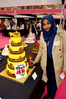 Cake International Day 1 Alexandra Palace 2035